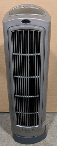 Lasko Heater, 22H, Grey