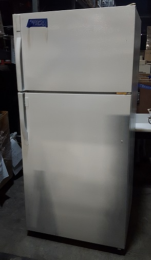 KENMORE Refrigerator, 30Dx33Wx68H, Includes Ice Maker, White