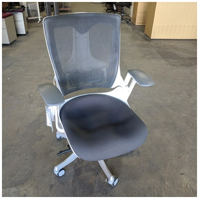 ERG ERGO CIRCUIT TASK CHAIR, STANDARD SEAT DEPTH (NEW)