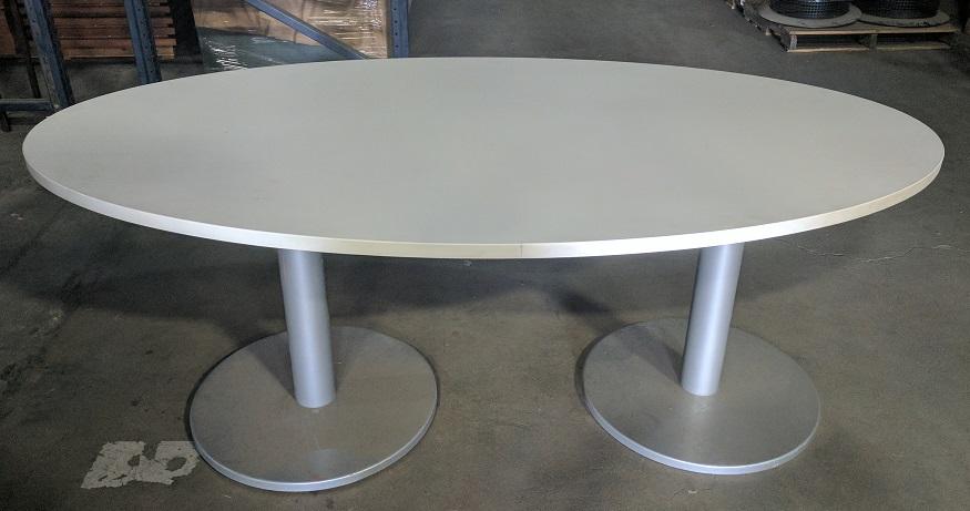 DESKMAKER OVAL CONFERENCE TABLE