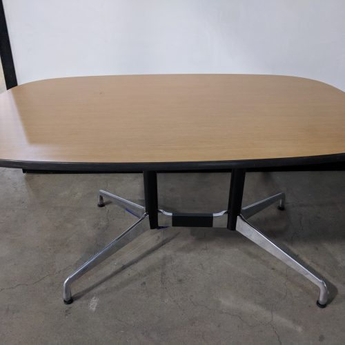 HERMAN MILLER EAMES BOAT CONFERENCE TABLE