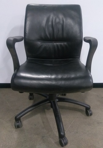 KEILHAUER DANFORTH MID BACK CONFERENCE CHAIR