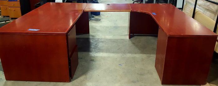 WEST INC RIGHT HAND U-DESK