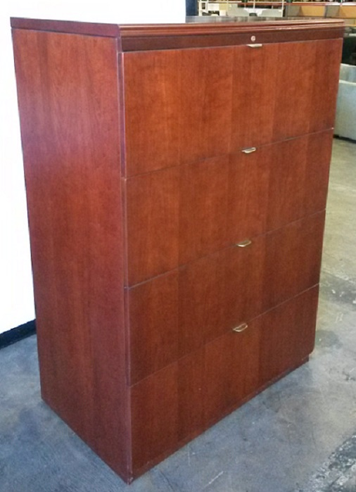 OFS 4-DRAWER LATERAL FILE