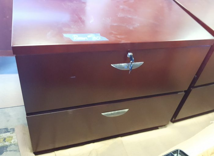 WEST INC 2 DRAWER LATERAL FILE