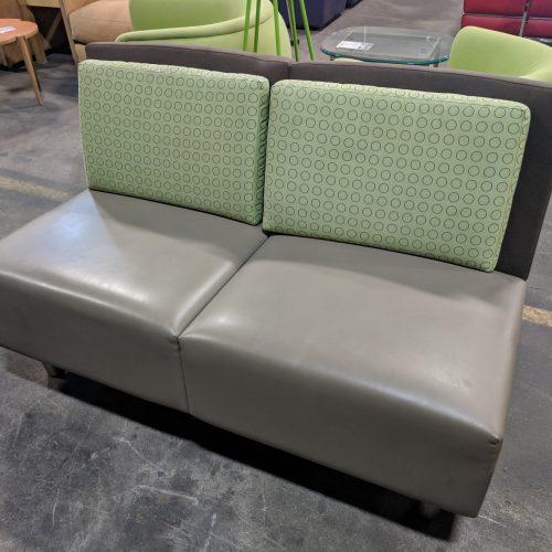 MARTIN/BRATTRUD LOUNGE SOFA 2 SEAT