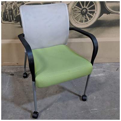 HIGH SMART MOBILE STACKING CHAIR
