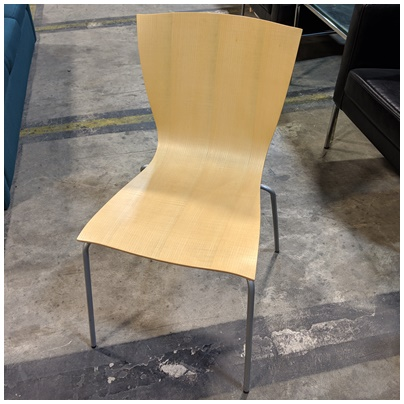 LELAND STACKABLE CHAIR