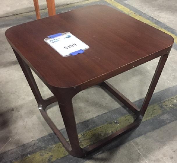 BERNHARDT AREA SIDE TABLE