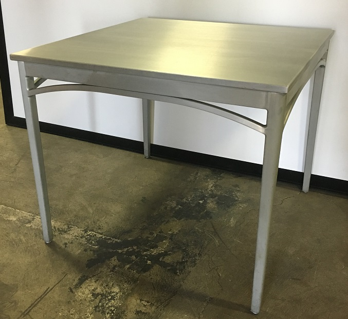 EMECO SQUARE TABLE