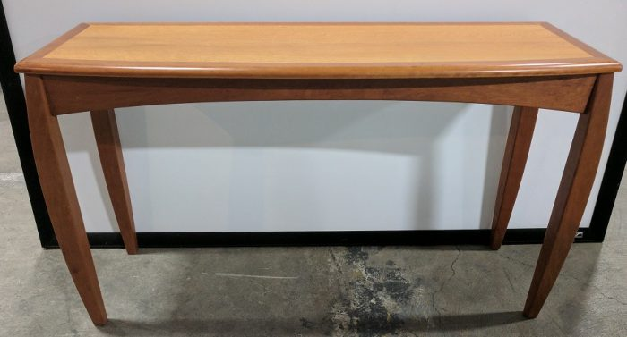 CREATIVE WOOD CONSOLE TABLE