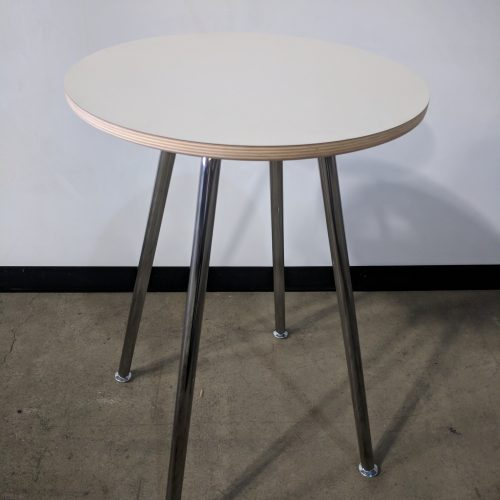 HERMAN MILLER SWOOP OCCASIONAL TABLE