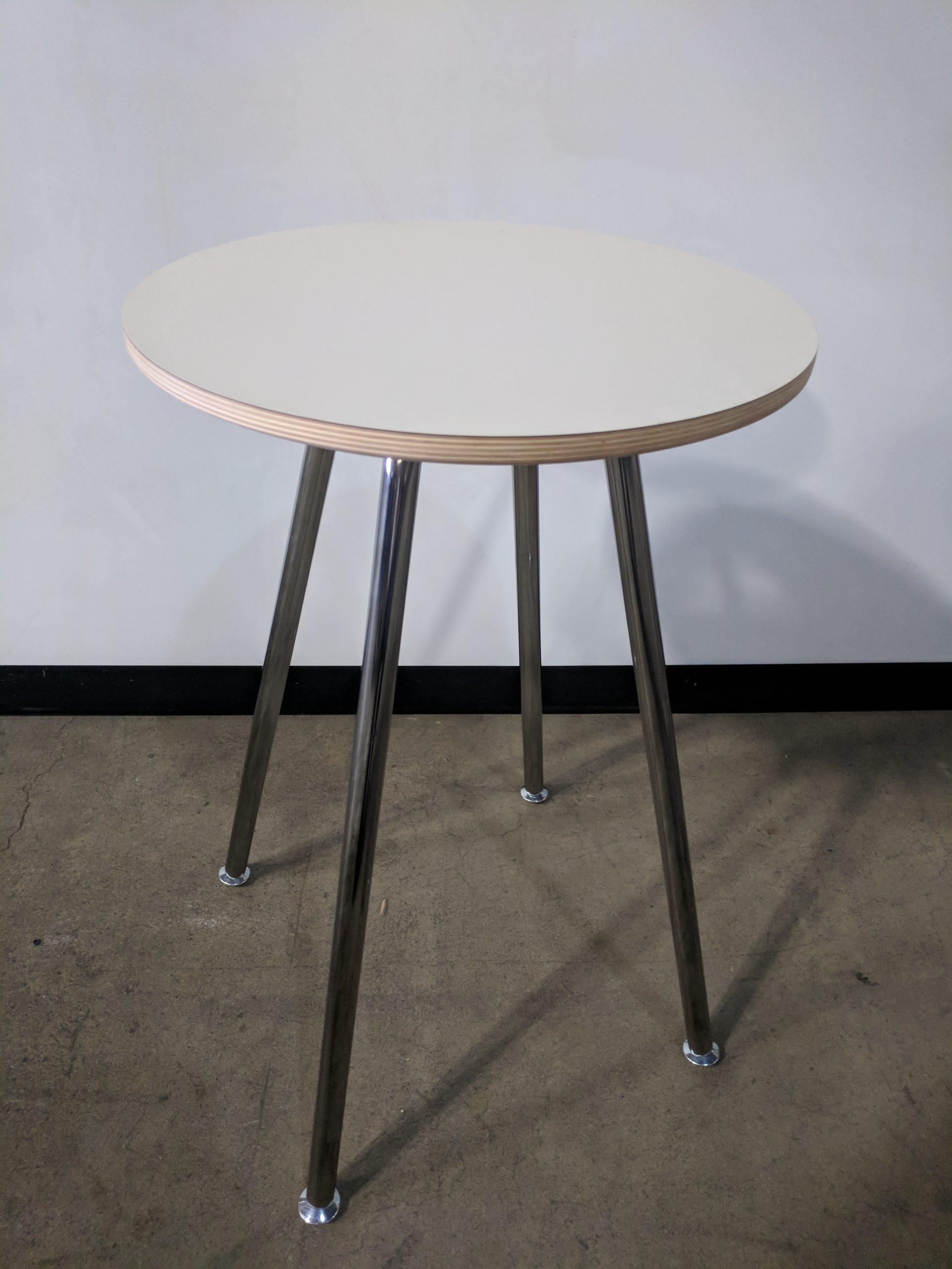 HERMAN MILLER SWOOP OCCASIONAL TABLE