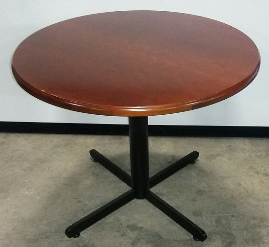 OFS LAMINATE ROUND TABLE