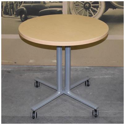 HERMAN MILLER MOBILE ROUND TABLE