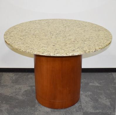 GRANITE ROUND TABLE