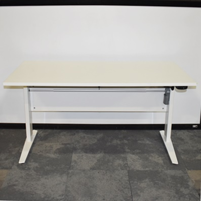TVILUM-SCANBIRK HEIGHT-ADJUSTABLE TABLE/DESK