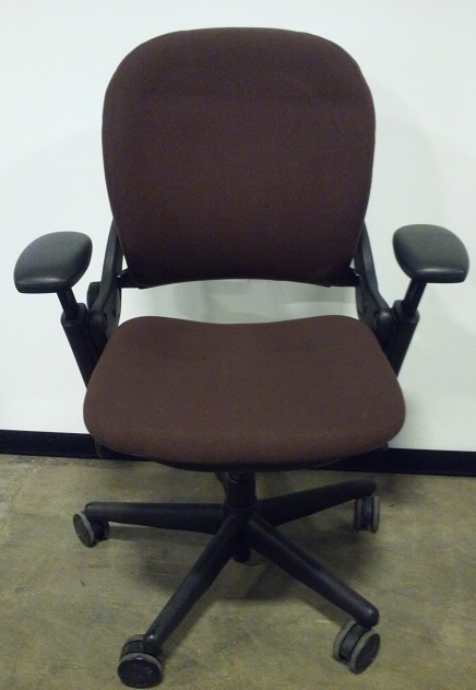 STEELCASE LEAP I TASK CHAIR WITH ARMS
