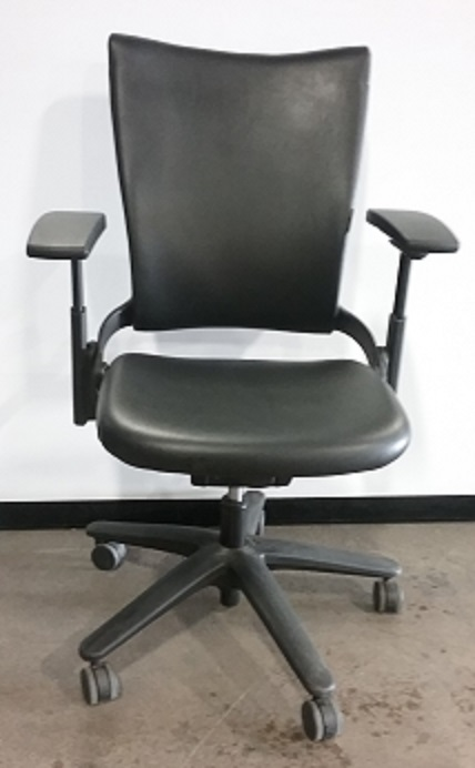 ALLSTEEL SUM TASK CHAIR W/ ARMS
