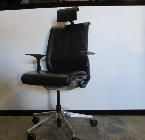 STEELCASE THINK HIGH BACK TASK CHAIR W/ ARMS