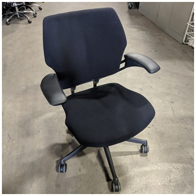 HUMANSCALE FREEDOM TASK CHAIR W/ARM REST