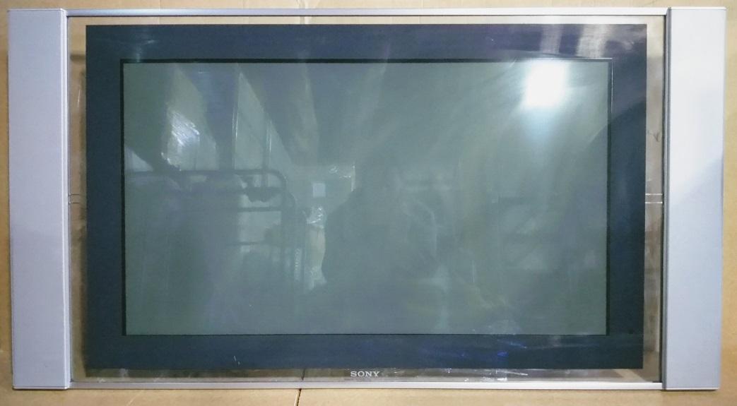 "42"" Plasma Flat Screen Display TV, No Remote Control, 36""w"
