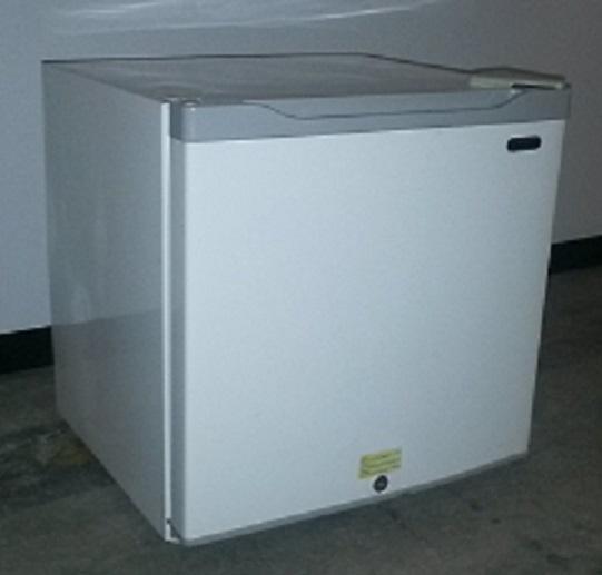 HAIER Mini Refrigerator, Swing Door, 20Wx18Dx21H, White