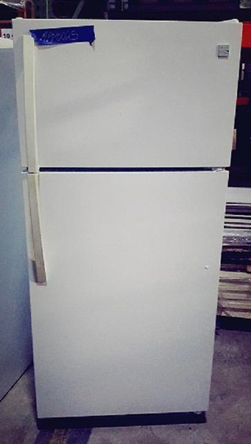 KENMORE Refrigerator 32Dx13Wx66H, White