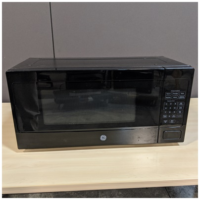 GENERAL ELECTRIC MICROWAVE