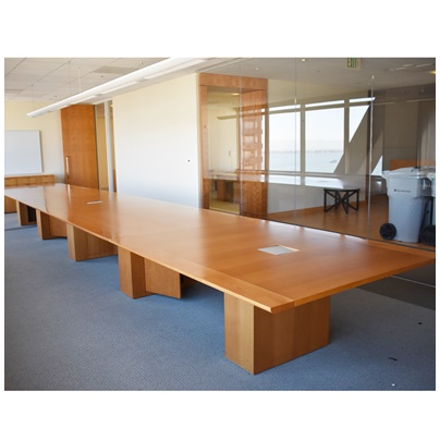 GEIGER CONFERENCE TABLE