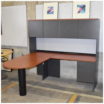 TURNSTONE PAYBACK PENINSULA L-DESK
