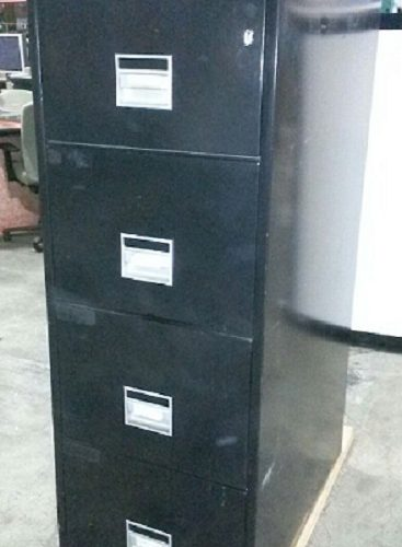 SCHWAB 4-DRAWER FIRE FILE