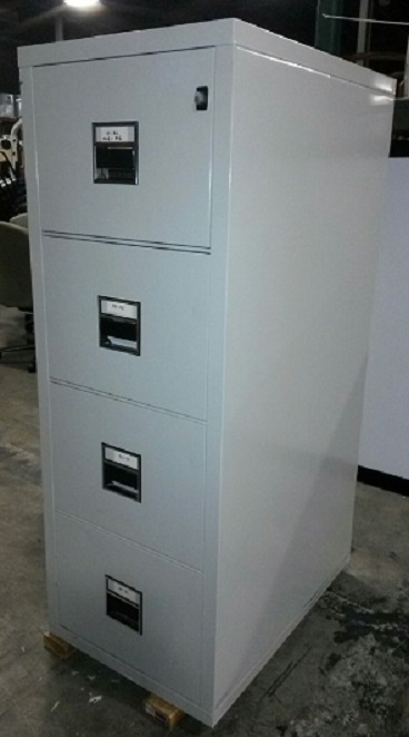 MEILINK 4-DRAWER FIRE FILE
