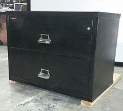 FIREKING 2-DRAWER FIRE FILE