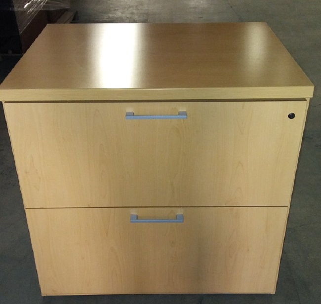 NATIONAL 2-DRAWER LATERAL FILE