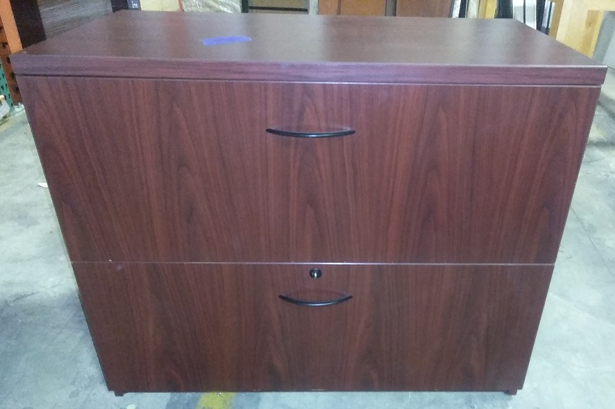 2-DRAWER LATERAL FILE