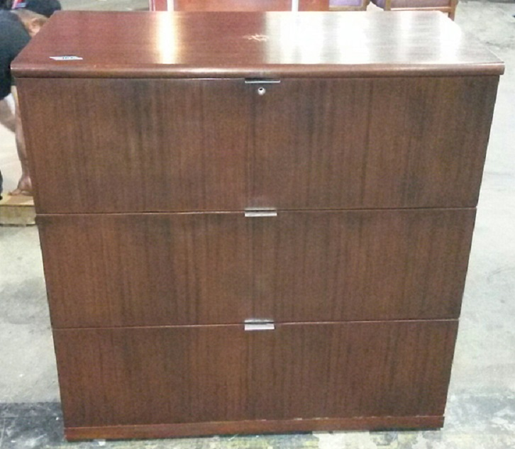 OFS 3-DRAWER LATERAL FILE