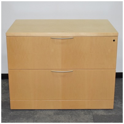 KNOLL REFF 2 DRAWER LATERAL FILE