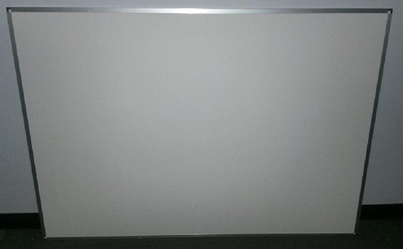 QUARTET WHITEBOARD W/SILVER FRAME