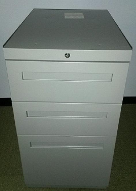 ALLSTEELBOX BOX FILE PEDESTAL