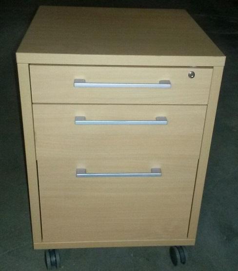 IKEA PENCIL BOX FILE PEDESTAL