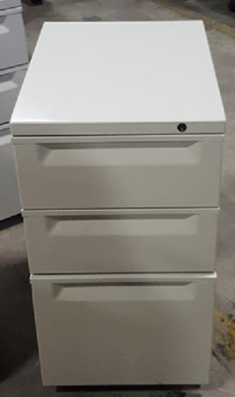KNOLL BOX BOX FILE MOBILE PEDESTAL