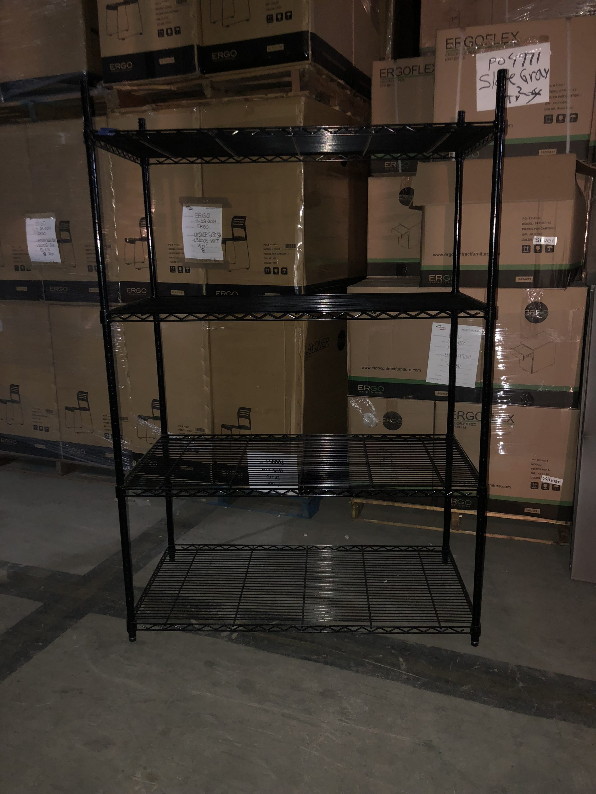 METRO SHELVING UNIT