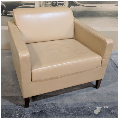 BERNHARDT LOUNGE CHAIR