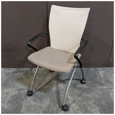 HAWORTH X99 NESTING CHAIR W/ARM REST
