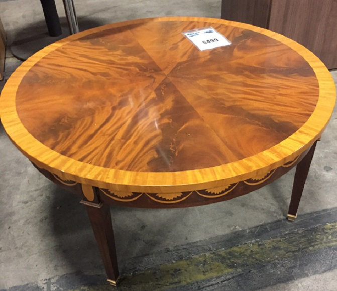 BAKER ROUND COFFEE TABLE