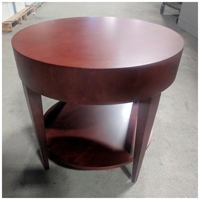 UHF ROUND SIDE TABLE