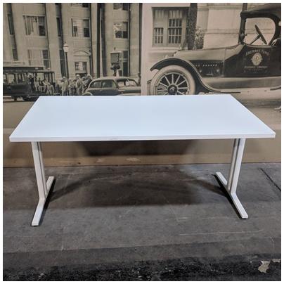 HERMAN MILLER RECTANGULAR TABLE