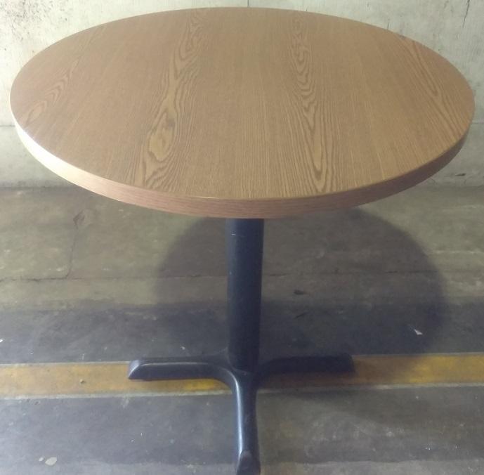 HON LAMINATE ROUND TABLE