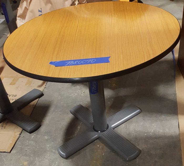 MERIDIAN LAMINATE ROUND TABLE